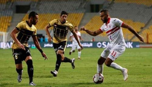 الزمالك يتأهل لربع نهائي كأس مصر بفوز صعب على الإنتاج