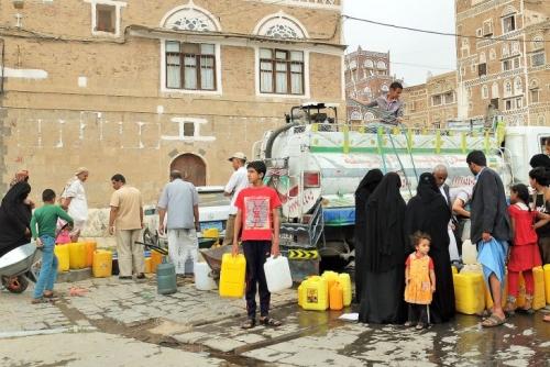 تلوث المياه يضاعف معاناة مرضى الكلى في مناطق سيطرة المليشيات الحوثية