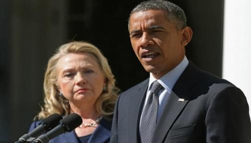 إرسال طرود تحتوي على مواد متفجرة إلى أوباما وكلينتون