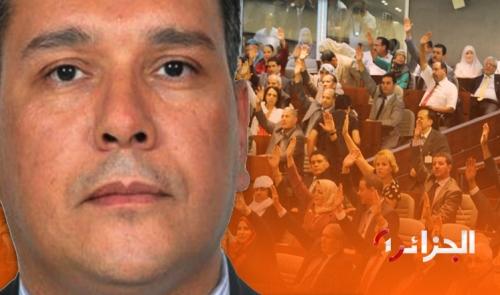 تعرف على رئيس البرلمان الجزائري الجديد