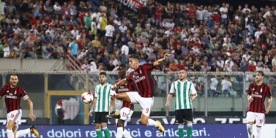 ميلان الجريح يخشى مفاجأت ريال بيتيس في الدوري الأوروبي