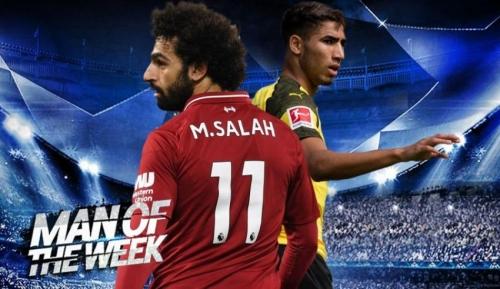 صراع مصري مغربي على لقب الأفضل في دوري الأبطال