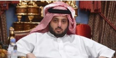 تركي آل الشيخ يصدم الجميع بهذه الصورة بعد عودته من رحلة علاج
