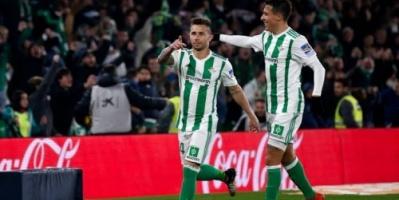 ريال بيتيس يعمق جراح ميلان ويفوز عليه 2-1 في الدوري الإيطالي