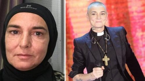 شاهد.. نجمة الروك الإيرلندية سنيد أوكونور تعلن اعتناق الإسلام