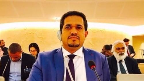 """عسكر يكشف عن تحالف """"قطري- إيراني"""" لتعطيل إدانة الحوثيين دولياً"""