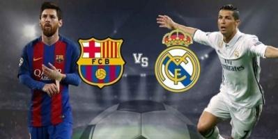 تعرف على موعد مباراة كلاسيكو الأرض بين برشلونة وريال مدريد