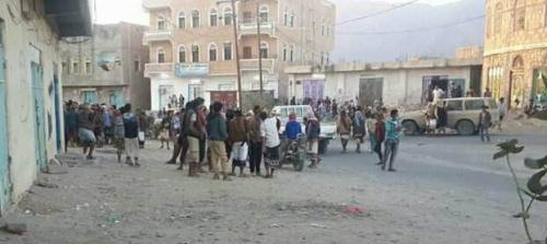 انفجار قنبلة بالقرب من مدرسة في مديرية لودر بأبين