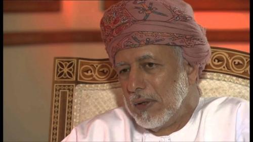 وزير خارجية عُمان: السلطنة ليست وسيطا بين الفلسطينيين والإسرائيليين