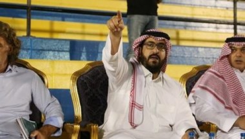 اتحاد الكرة السعودي يغرم رئيس النصر بعد سبه لحكم مباراة الفيحاء