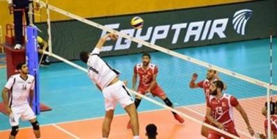 البحرين تفوز على سلطنة عمان 3-0 في افتتاح البطولة العربية للكرة الطائرة