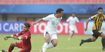 الاتحاد الآسيوي يختار لاعب منتخب السعودية من أفضل مواهب القارة