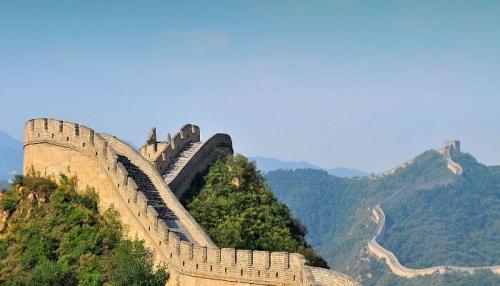 أجهزة مراقبة ذكية لتأمين سور الصين العظيم