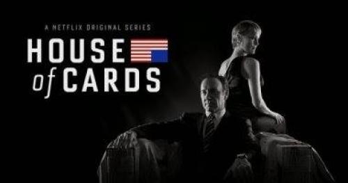 شبكة نتفليكس تطرح الإعلان الأول لمسلسل House of Cards