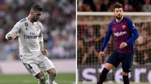 انطلاق مباراة كلاسيكو الأرض بين ريال مدريد وبرشلونة
