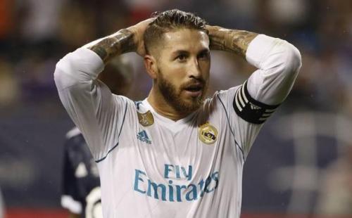 قائد ريال مدريد لزميله: اخرس ولا تتحدث فيما لا يعنيك