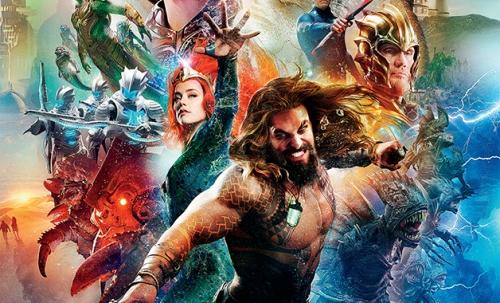 فريق عمل فيلم Aquaman يفكر في الجزء الثاني قبل طرح الأول