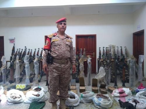ضبط صواريخ حرارية وقذائف «آر بي جي» كانت في طريقها للحوثيين بصنعاء