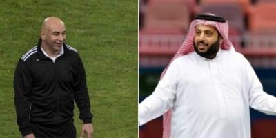 تفاصيل مكالمة تركي آل الشيخ وحسام حسن لتدريب فريق بيراميدز