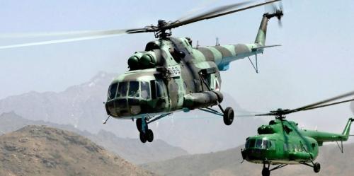كارثة في أفغانستان.. سقوط هليكوبتر تابعة للجيش ومقتل 25 شخصًا