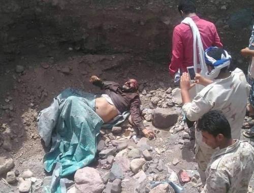 العثور على جثة مواطن مقتولا في الضالع «اسم وتفاصيل»