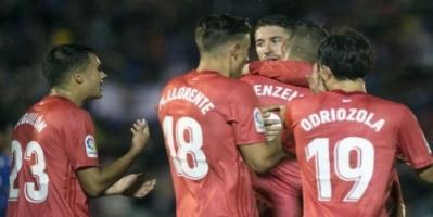 ريال مدريد يتخطى أحزانه بالفوز برباعية في كأس ملك إسبانيا