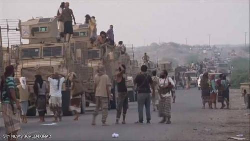 استعدادا لساعة الصفر.. 30 ألف جندي على مشارف الحـديدة