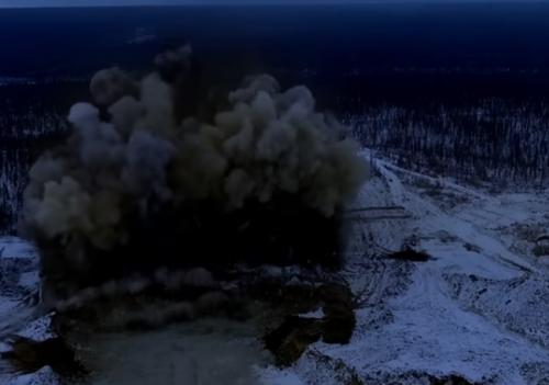 منجم ألماس روسي جديد إنتاجه السنوي 1.8 مليون قيراط ( فيديو )