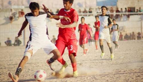 انطلاق منافسات كأس الاستقلال الوطني لكرة القدم في شبوة