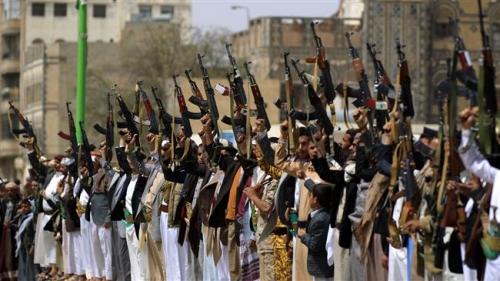 الحوثيون يضعون شروطاً  لقبول دعوة واشنطن بوقف الحرب