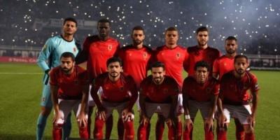 تعرف على تشكيل الأهلي المصري غداً أمام الترجي التونسي