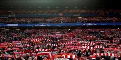 محمد صلاح ولاعبي ليفربول يتبرعون بمبلغ 60 ألف دولار لصالح أحد المشجعين