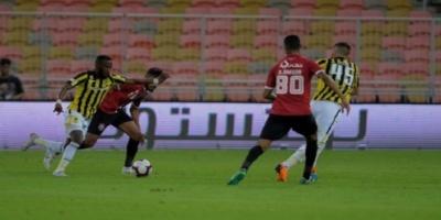 اتحاد جدة يواصل السقوط نحو القاع بالخسارة من الرائد 2-1