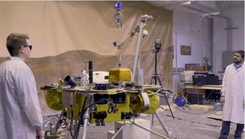 """شاهد.. """"ناسا"""" تستعد لغزو كوكب المريخ"""