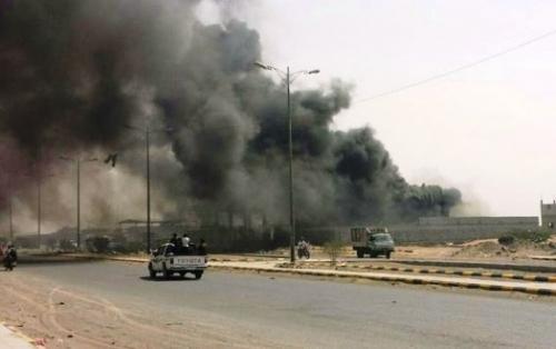 غارات جديدة للتحالف على الحوثيين بالحديدة.. واستسلام العشرات منهم