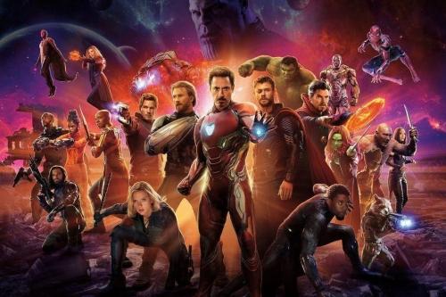 فيلم Avengers 4 يحصد لقب الأطول في السلسلة