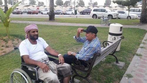 شطارة: القائد المشوشي بصحة ممتازة ويتعافى بشكل جيد