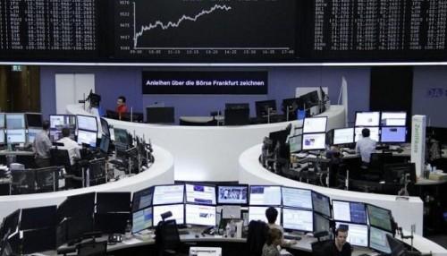 أسهم أوروبا تواصل الصعود تفاؤلا بشأن محادثات التجارة