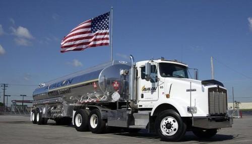 ارتفاع صادرات أمريكا من النفط الخام في سبتمبر