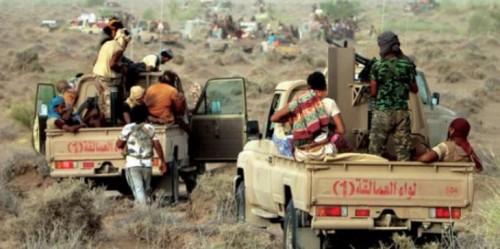 أين وصلت المعارك بين ألوية العمالقة والمليشيات الحوثية بالحديدة؟