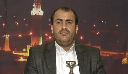 """متحدث """"مليشيا الحوثي"""" يفجر مفاجأة حول المبادرة الأممية لوقف الحرب"""
