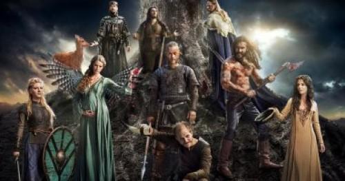 شاهد البرومو الأول للموسم الخامس لمسلسل Vikings