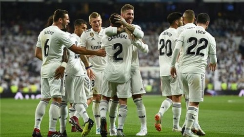 ريال مدريد يتجاوز خماسية برشلونة بهدفين في بلد الوليد