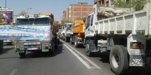 ارتفاع جنوني في الأسعار بعد إضراب سائقي الشاحنات في المغرب