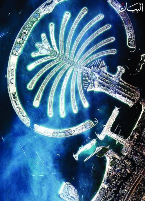 """الإمارات تزيل الستار عن أول عمل رسمي للقمر الصناعي """"خليفة سات"""""""