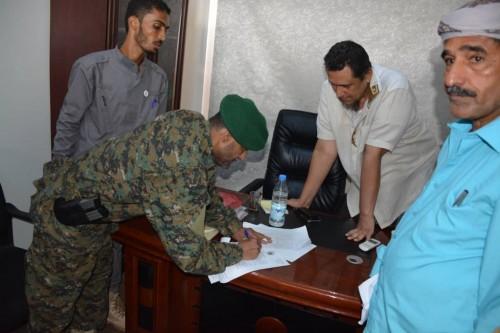 مكافحة المخدرات تضبط 335 كيلو حشيش بعمليتين منفصلتين على مداخل مدينة عدن