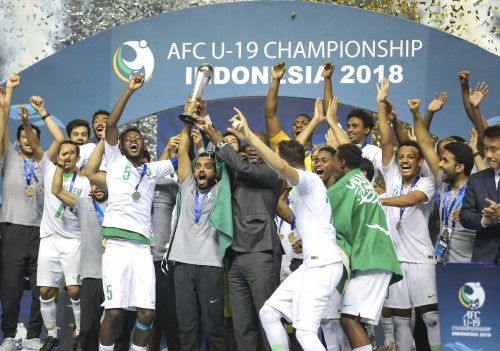 السعودية بطل لكأس آسيا بعد الفوز على كوريا الجنوبية 2-1