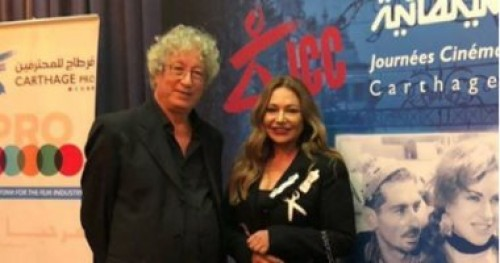 ليلى علوي تنتظر عرض فيلمها المصير في أيام قرطاج السينمائية