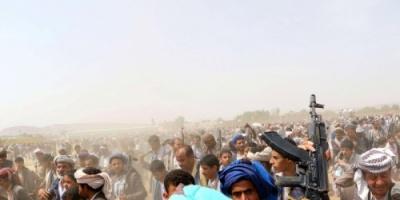 قبائل عمران توجه ضربة لمليشيات الحوثي وترفض تجنيد أبنائها