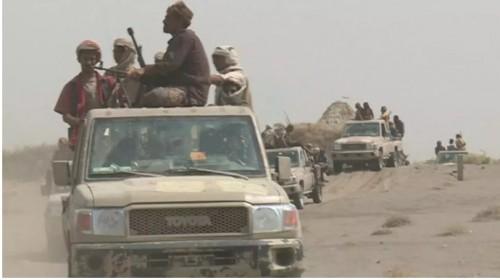 """مسؤول عسكري يكشف كواليس هزيمة الحوثي في مديرية """"جبن"""""""